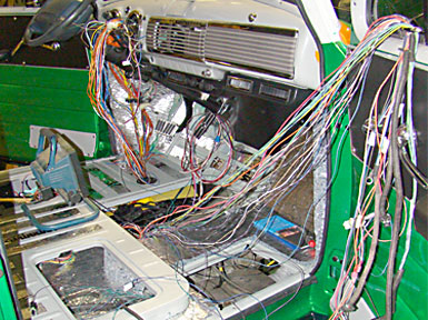dash electrical wires quietride solutions acoustitruck painless wiring harness 1953 chevy truck at reclaimingppi.co